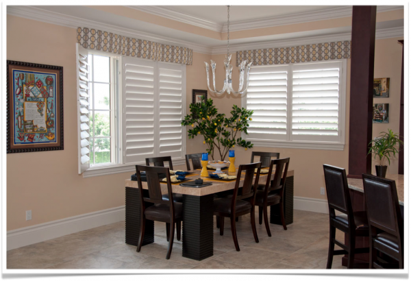 Plantation Style Shutters